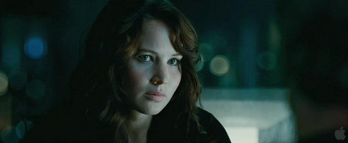 Katniss on The Rooftop