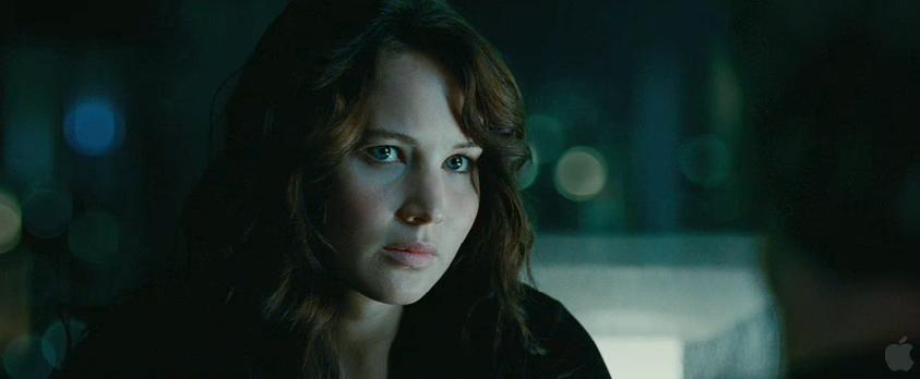 Katniss on The Rooftop - Katniss Everdeen Photo (29496515 ...