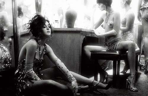 Katy Perry Photoshoot for the March 2012 Issue of Interview Magazine