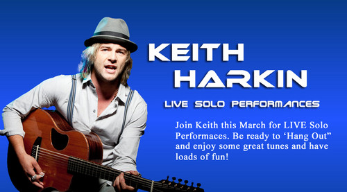 Keith Solo Gigs