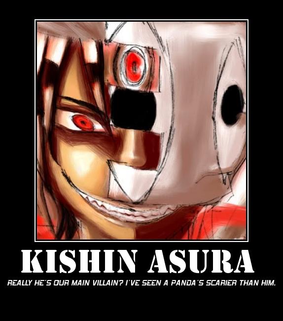 Soul Eater Kishin Asura Wallpaper Kishin Not Scary Soul-eater