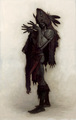 Krampus artwork by Brom - fantasy-art photo