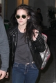 Kristen Stewart leaving her Hotel & visiting the Stella McCartney's Show Room - March 2, 2012. - kristen-stewart photo