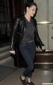 Kristen Stewart out and about in Paris, France - March 2, 2012. - kristen-stewart photo
