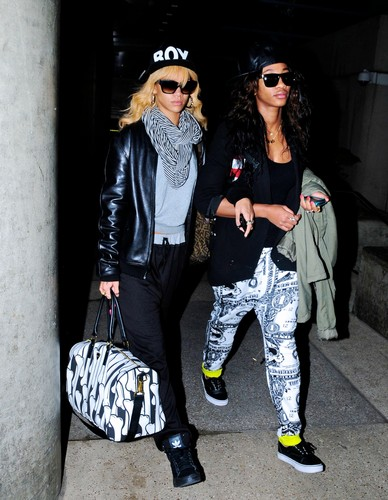 LAX Airport [1 March 2012]