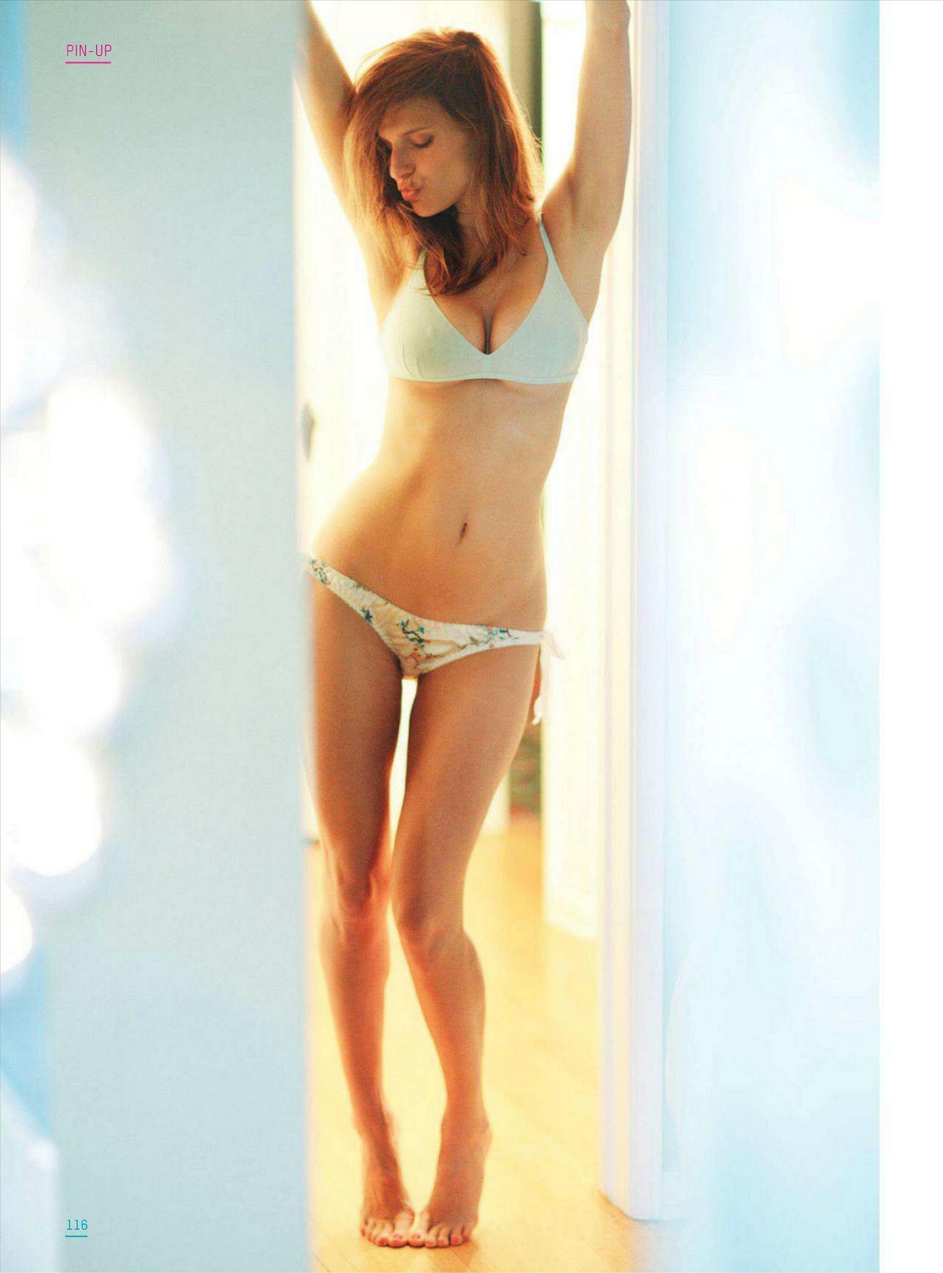 Lake Bell in Esquire UK - March 2012