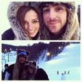 Lisa and Alex- January 2012
