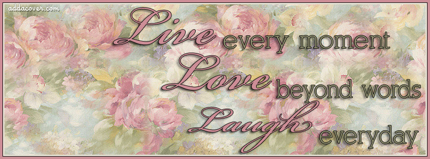 Hearts Images Live Laugh Love Facebook Covers