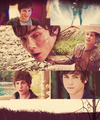 Logan Lerman - logan-lerman fan art