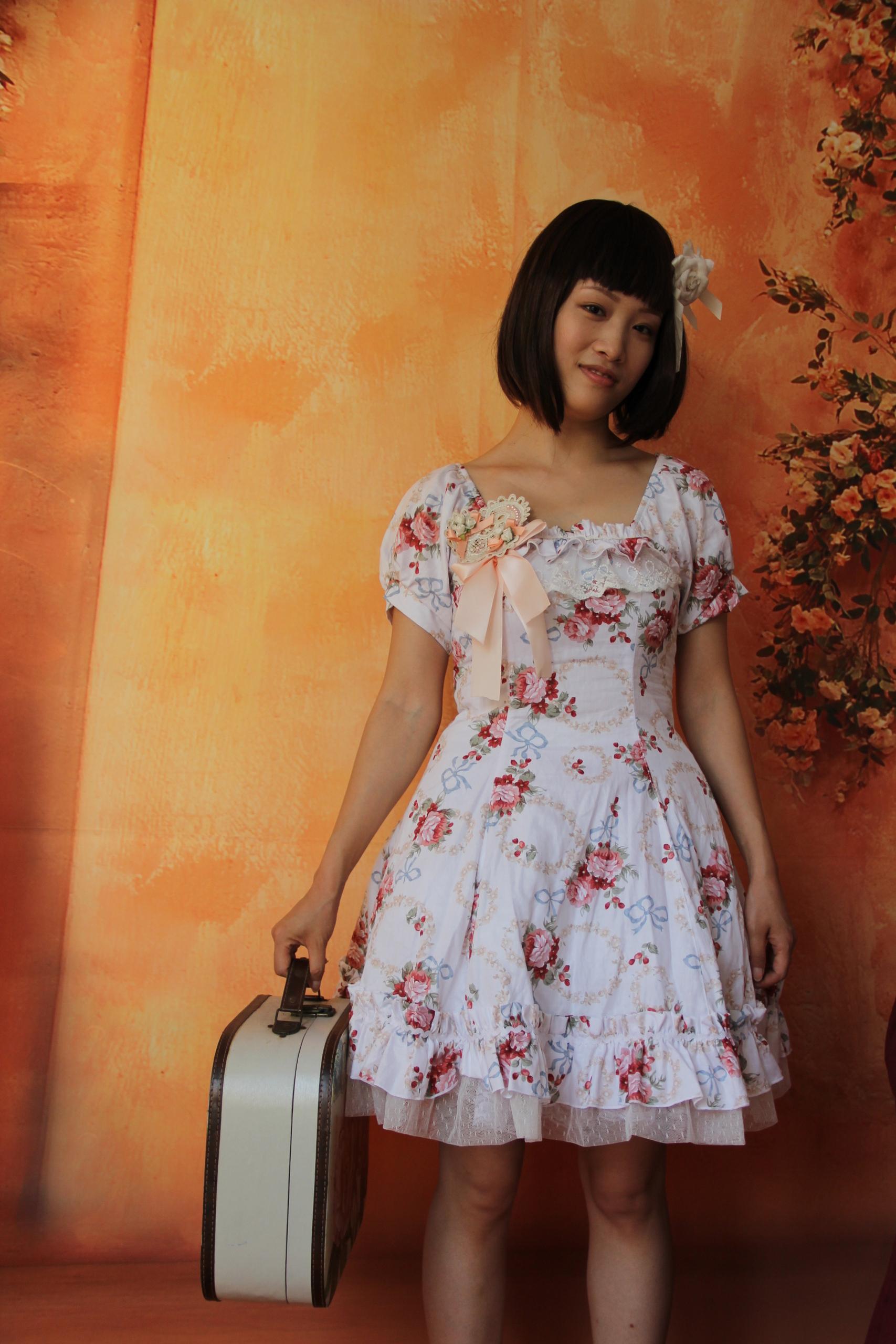 Lolita Maid Dress