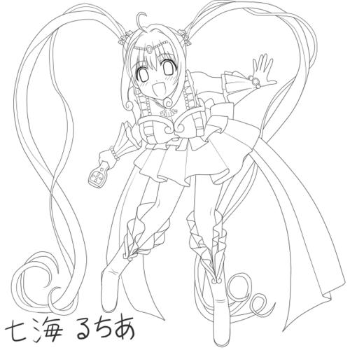 Luchia (七海るちあ)