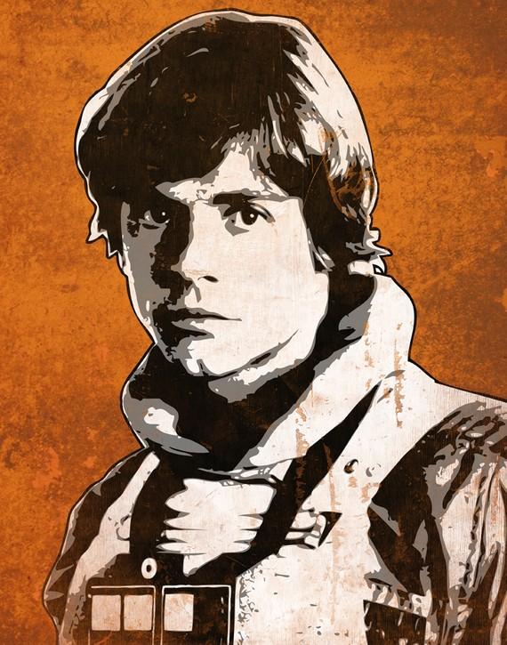 Luke Skywalker Luke Skywalker Fan Art 29417895 Fanpop