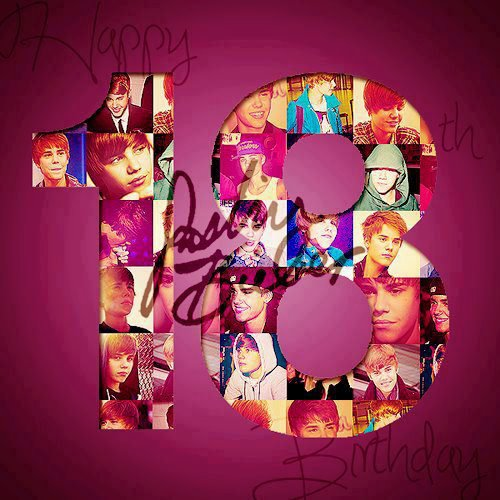 MY BABY IS 18