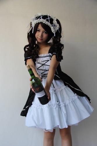 Maid Style Lolita Dress