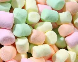 Random wallpaper containing a jelly bean called Marshmellows