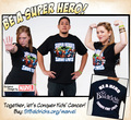 Marvel Super Heroes Save Lives Shirt - marvel-comics photo