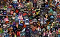 horror-movies - Massive B-Horror Collage Wallpaper wallpaper