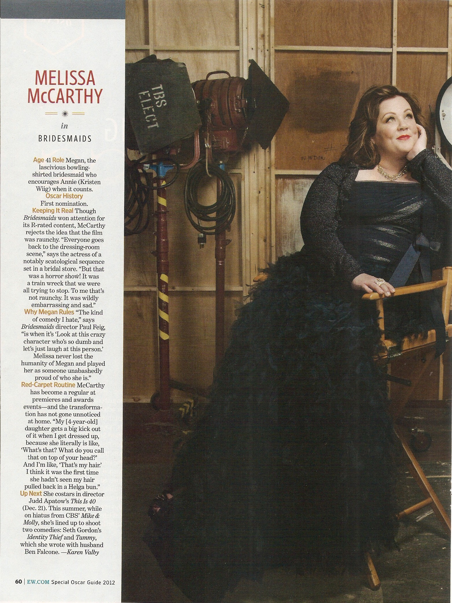 Melissa McCarthy Melissa McCarthy - Entertainment Weekly