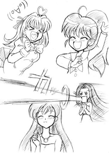 Mermaid Melody Special