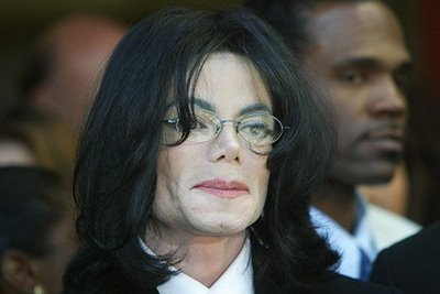 Michael with glasses