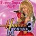 Miley/Hannah - sshannahmontana icon