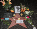 Monkees Star memorial for Davy Jones