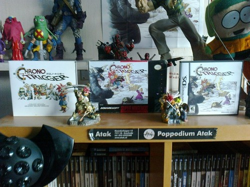My Chrono Trigger collection