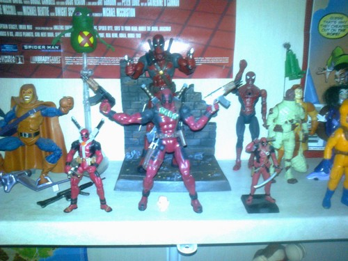 My Deadpool collection