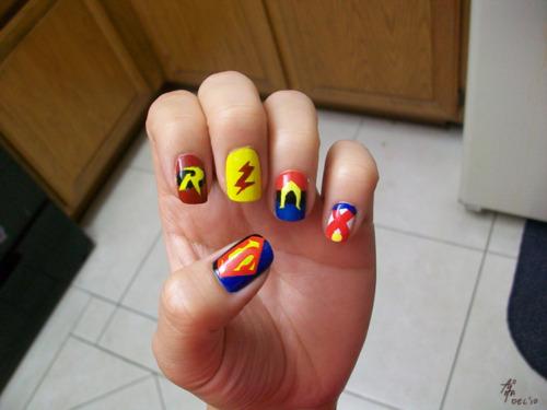 Nails I wish I had!