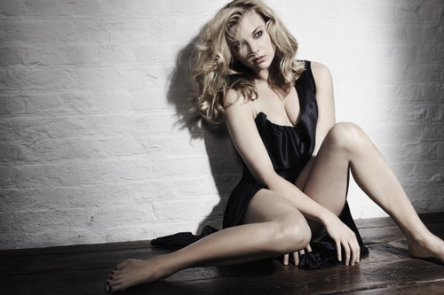 natalie dormer fondo de pantalla probably containing a leotard, a maillot, and tights titled Natalie Dormer Photoshoot