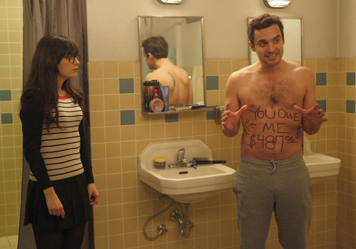 New Girl - 1x16 - Control
