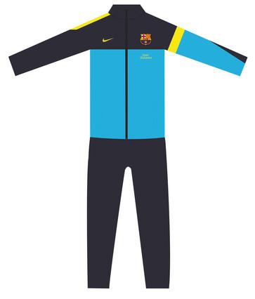 tiếp theo season's training áo sơ mi and tracksuit 2012/13