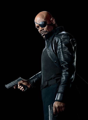 The Avengers wallpaper titled Nick Fury