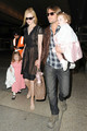 Nicole Kidman and Keith Urban at the Airport - nicole-kidman photo