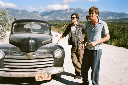 Official poster & stills from 'On the Road'