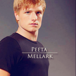 Peeta Mellark wallpaper entitled Peeta<3
