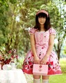 Pink Strawberry Lolita Dress