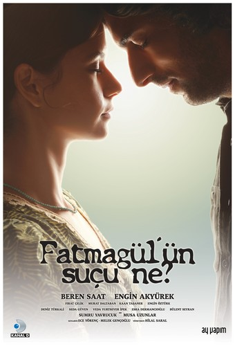 Fatmagül'ün Suçu Ne wallpaper with a portrait called Poster (HQ)