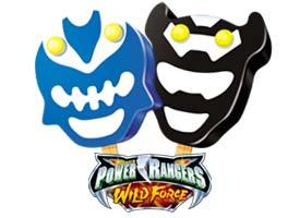 Power Rangers Wild Force ice cream bars
