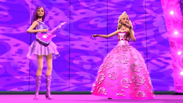 Princess Tori and Keira - barbie-movies