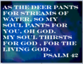 Psalm 42 - creative-for-christ photo