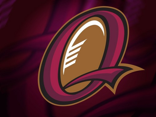 NRL wallpaper titled Queensland Maroons