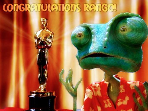 Rango & Oscar!