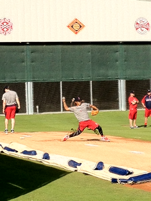 1cb791f1cd3 Red Sox Spring Training 2012 - Boston Red Sox Photo (29437202) - Fanpop