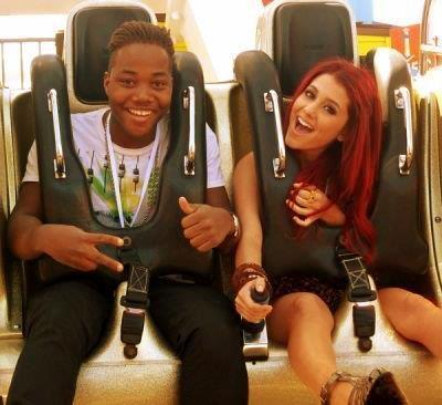 Riding a roller-coaster <3