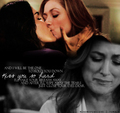 Rizzoli and Isles kiss - rizzoli-and-isles fan art