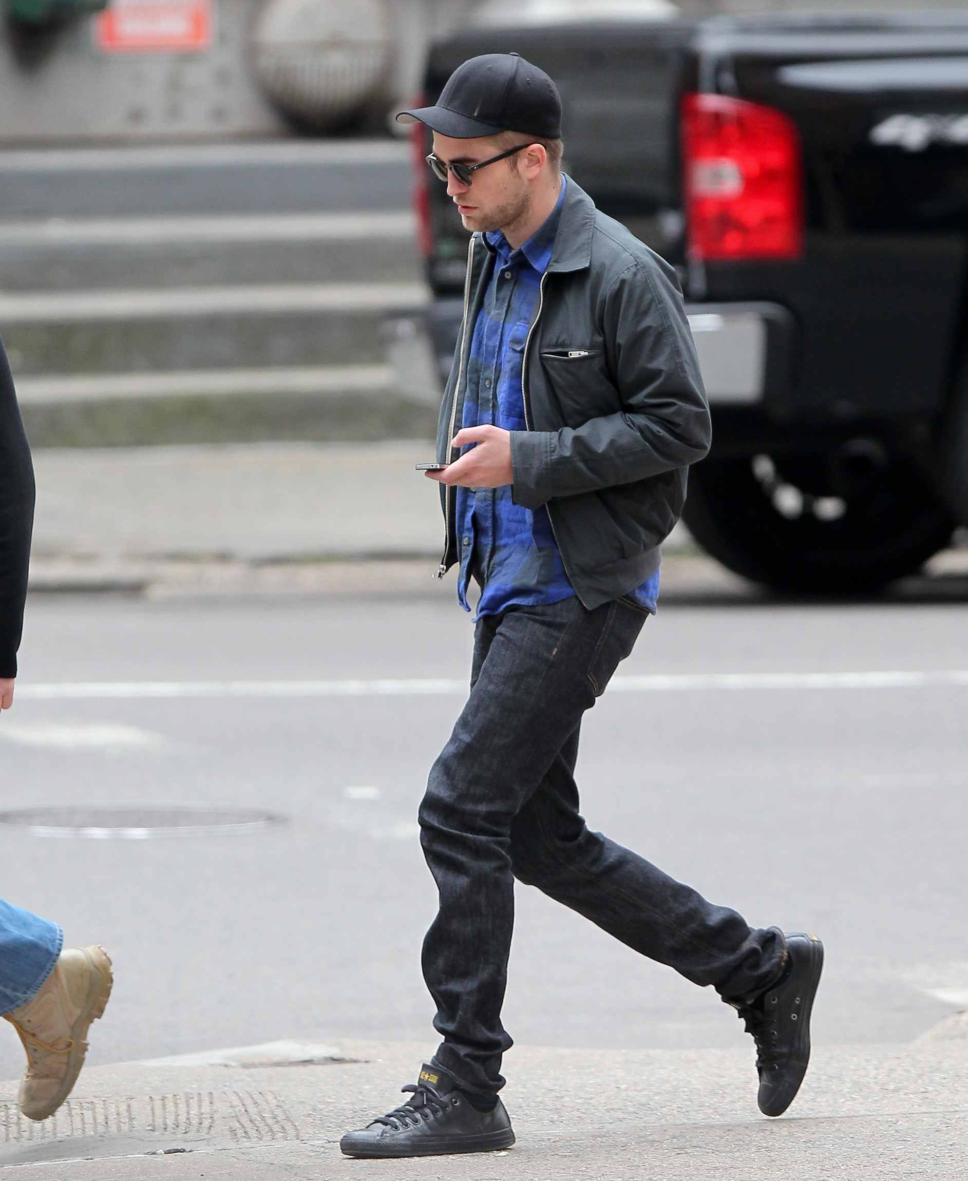 Rob in New York