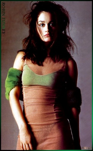 Robin Tunney wallpaper probably with a bustier, attractiveness, and a cocktail dress titled Robin Tunney