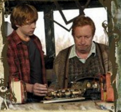 Ron and Arthur