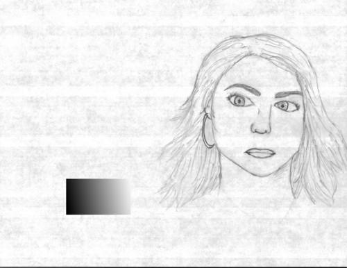 Rose Tyler Sketch
